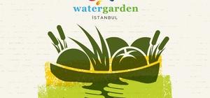 Ataşehir Watergarden İstanbul'da organik pazar