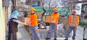 Ankara Büyükşehirden 158 bin aileye yardım