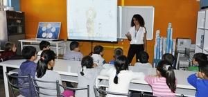 Çocuklardan 'Çevreci' projeler