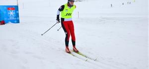 Kayaklı Koşu K2 Ligi yarışları Ağrı'da başladı