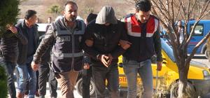 Adana'da silahlı soygun şüphelileri yakalandı