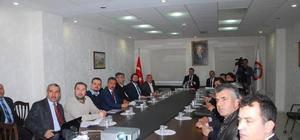 Osmaniye'de toplantı ve gösteri alanları belirlendi