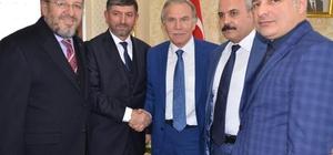 Şahin'den Eskipazar'a doğalgaz müjdesi