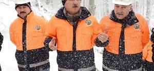 Orman Bölge Müdürlüğü'nün eğitim tatbikatları sona erdi