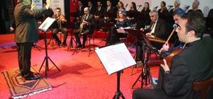 Elazığ devlet korosu yılın ilk konserini verdi