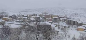 Kulp'ta 45 köy yolu ulaşıma kapandı