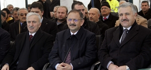 Sultan Abdülhamid Han Bulvarı Açılış Töreni