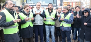 Eskişehir'den Halep'e 2 TIR dolusu yardım