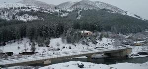 Baykan'da kar yağışı sürüyor