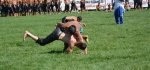 Korkuteli 29. Altın Kiraz Güreşleri 3 Eylül'de