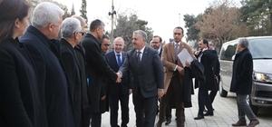 Ulaştırma, Denizcilik ve Haberleşme Bakanı Arslan, Tekirdağ'da