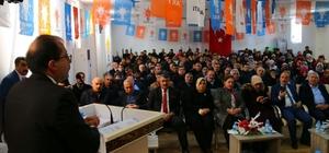 "AK Partili Bayramoğlu: ""HDP elimizi güçlendirdi"""