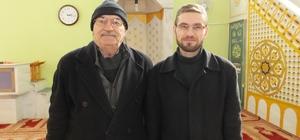 Burhaniye'de Halit Karaca, Yeni Cami imamı oldu