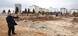 Batıkent Mahallesine taziye evi yapımı çalışmaları başladı