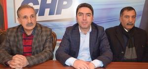 Kiraz, Akçadağ İlçe teşkilatının istifası hakkında konuştu
