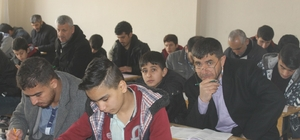 Mardin'de 16 bin kişi siyer sınavına girdi