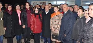Milli Savunma Bakanı Işık, Tekirdağ'da