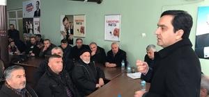 AK Parti ve CHP referandum alan çalışmalarına başladı