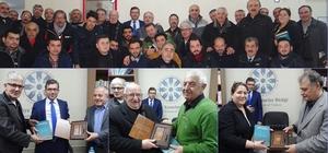 TYB Erzurum Şubesi'nde 'Erzurum Şehir Arşivi' konuşuldu