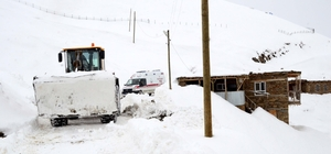 Bitlis'te hasta kurtarma operasyonu