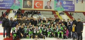 Buzun şampiyonu Narmanspor