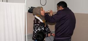 Vatandaşlardan ücretsiz sağlık hizmetine yoğun ilgi