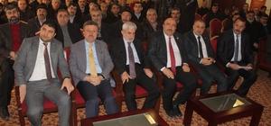Elazığ'da 'Besiciliğin Sorunları ve Çözüm Önerileri' toplantısı