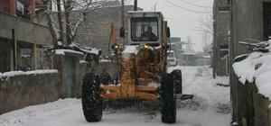 Siirt'te 50 köy yolu ulaşıma kapalı