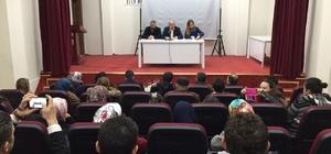 AK Parti Mihalıççık İlçe Danışma Meclisi Toplantısı yapıldı