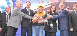 Karacasu'da temel atan Başkan Çerçioğlu'ndan iki yeni müjde