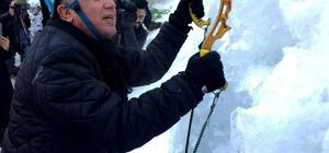 Milletvekili Ilıcalı,  Buz Festivaline sıcaklık kattı