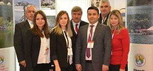 Köyceğiz EMITT 2017 Turizm Fuarında tanıtıldı