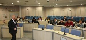 Adapazarı Belediyesi personeline kentsel dönüşüm eğitimi