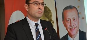AK Parti Afyonkarahisar Merkez İlçe Başkanı Bülent Eser: