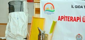 Apiterapi Ürünleri Muğla'da Üretilir Projesi tanıtıldı