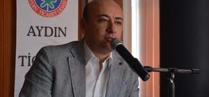 AYTO Başkanı Ülken, Aydın'ın kaynaklarını değerlendirdi