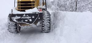 """Yurt : """"Karla mücadele donanımımız yeterli"""""""