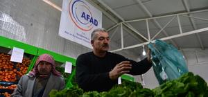 """Suriyeliler """"AFAD Kart""""ı sevdi"""