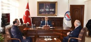 """Vali Demirtaş: """"Karataş için çaba sarfediyoruz"""""""