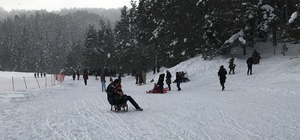 Yıldıztepe'de tatil dönemi yoğunluğu