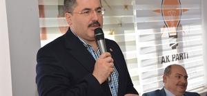 AK Parti Milletvekili Ali Özkaya: