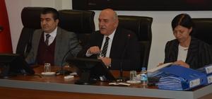 Sinop İl koordinasyon Kurulu Toplantısı
