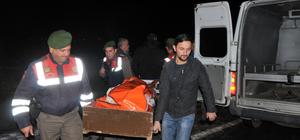 Kocaeli'de trafik kazası: 1 ölü, 4 yaralı