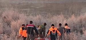 Edirne'de sığınmacıları taşıyan bot battı