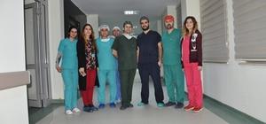 Bulanık'a atanan uzman doktorlar göreve başladı