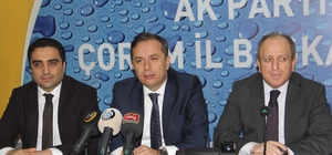 AK Parti teşkilatları referanduma hazır