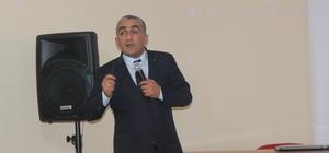 Bulanık'ta TARSİM bilgilendirme toplantısı