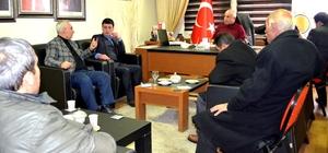 Milletvekili Ilıcalı'nın 'Halk Günü' davetine yoğun ilgi
