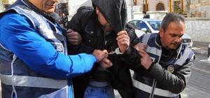 Cezaevi firarisi Muğla'da yakalandı