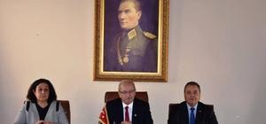 Başkan Albayrak, Şarköy Belediye Meclis Toplantısı'na katıldı